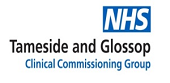 Tameside and Glossop Clinical Commissioning Group logo
